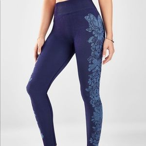 Fabletics Seamless High-Waisted Butterfly Leggings